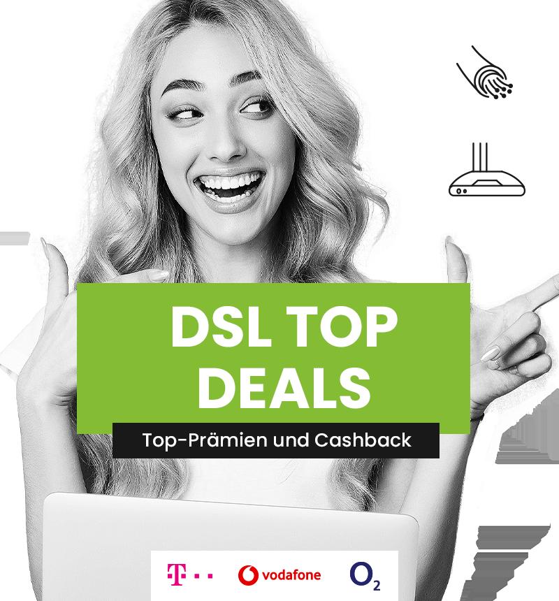 DSL Top Deals | handytick.de