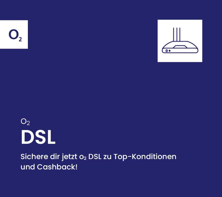 o2 DSL Angebote