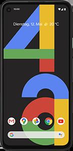 Geräteabbildung Google Pixel 4a