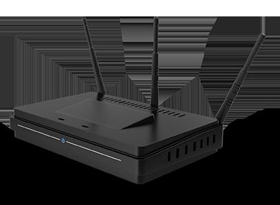 Eigener Router