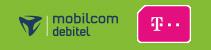 mobilcom-debitel Telekom Logo